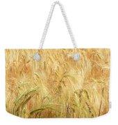 Field Of Gold - 3 Weekender Tote Bag