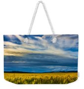 Field Of Gold  Weekender Tote Bag