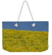 Field Of Mustard Weekender Tote Bag
