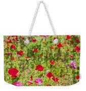 Field Of Poppies Digital Art Prints Weekender Tote Bag