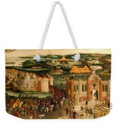 Field Of The Cloth Of Gold Weekender Tote Bag