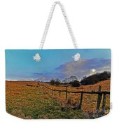 Field Of The Cotswold Weekender Tote Bag