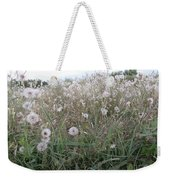 Field Of Youthful Dreams Weekender Tote Bag by Joseph Baril