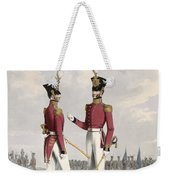 Field Officers Of The Royal Marines Weekender Tote Bag