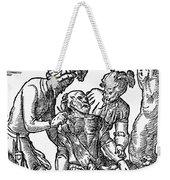 Field Surgeon, 1547 Weekender Tote Bag