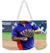 Fielding Practice Weekender Tote Bag