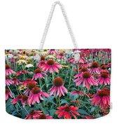 Fields Of Coneflower Weekender Tote Bag