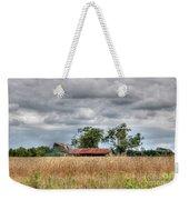 Fields Of Golden Grain Weekender Tote Bag