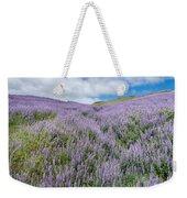 Fields Of Lupine 3 Weekender Tote Bag