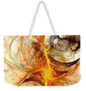 Fiery Birth Weekender Tote Bag