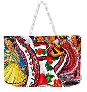 Fiesta Parade Weekender Tote Bag