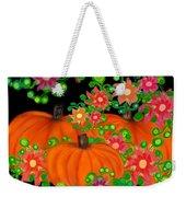 Fiesta Pumpkins Weekender Tote Bag