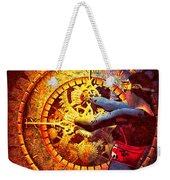 Fifteen Minutes  Weekender Tote Bag by Bob Orsillo