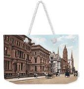 Fifth Avenue Weekender Tote Bag