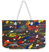 Fifth Element Of Life Weekender Tote Bag