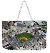 Fifth Third Field Toledo Ohio Weekender Tote Bag