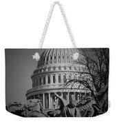 Fight In Washington Weekender Tote Bag