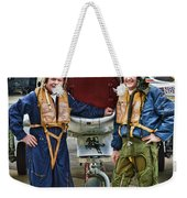 Fighter Pilots Weekender Tote Bag