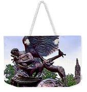 Fighting Angel Weekender Tote Bag