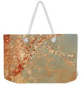 Figure Under A Blossoming Tree Weekender Tote Bag