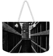 Filed Weekender Tote Bag