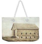 Filley Stone Barn Weekender Tote Bag