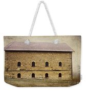 Filley Stone Barn South Side Weekender Tote Bag