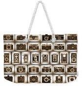 Film Camera Proofs Weekender Tote Bag