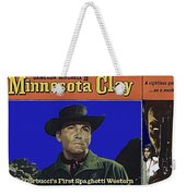 Film Homage Cameron Mitchell Minnesota Clay Lobby Card 1964-2013 Weekender Tote Bag