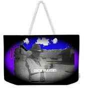Film Homage Crime Does Not Pay Circa 1964 Dick Mayers Collage Screen Capture Circa 1964-2011 Weekender Tote Bag