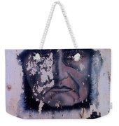 Film Homage  Iron Eyes Cody The Big Trail 1930 Crying Indian Black Canyon Arizona 2004-2008  Weekender Tote Bag
