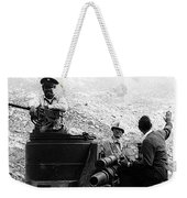 Film Homage Ivan Dixon Suppose They Gave A War And Nobody Came 1970 Golder Dam Tucson Az 1969-2008 Weekender Tote Bag