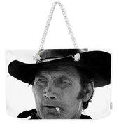 Film Homage Jack Palance Monte Walsh Set Old Tucson Arizona 1969 Weekender Tote Bag