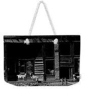 Film Homage King Vidor   Billy The Kid 1930 Wild Goats Ghost Town Billy The Kid Haunt White Oaks Nm  Weekender Tote Bag