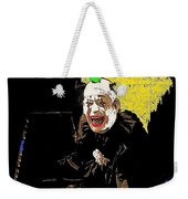 Film Homage Lon Chaney He Who Gets Slapped 1924 Color Added 2008 Weekender Tote Bag