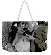 Film Homage Sadie Thompson 1 Gloria Swanson And Raoul Walsh 1927-2014 Weekender Tote Bag
