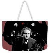 Film Homage Spencer Tracy Dr. Jekyll And Mr. Hyde 1941-2014 Weekender Tote Bag