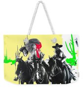 Film Homage The Gay Desperado 1936 Chris-pin Martin  Nino Martini Saguaro  Nat'l Monument Tucson Weekender Tote Bag