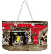 Film Homage The Revenge Of Tarzan Criterion Theater Washington Dc. 1920-2010 Weekender Tote Bag