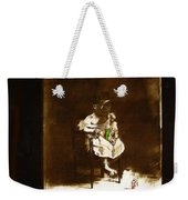 Film Homage Tod Browning Freaks 1932 Child With Doll The Devil Doll 1936 1890's-2008 Weekender Tote Bag