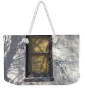 Film Noir  Bobby Driscoll The Window 1949 2 Front Window Eloy Arizona 2004 Weekender Tote Bag