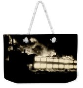 Film Noir Fritz Lang Glenn Ford  The Big Heat 1953 Out Of Control Fire Aberdeen South Dakota 1964 Weekender Tote Bag