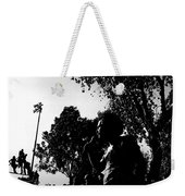 Film Noir Jerry Rubin Lawrence Tierney Elisha Cook Jr Rko Born To Kill 1947 Tucson Arizona 1970 Weekender Tote Bag