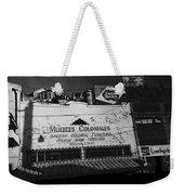 Film Noir Robert Mitchum Where Danger Lives 1950 1 Border Town Nogales Sonora Mexico Weekender Tote Bag
