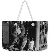 Film Noir Robert Mitchum Where Danger Lives 1950 El Bulla Nogales Sonora Mexico 1968 Weekender Tote Bag
