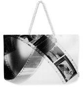 Film Strip Weekender Tote Bag by Tommytechno Sweden