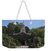 Filoli Clock Tower Garden Shop Weekender Tote Bag