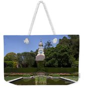Filoli Garden With Pond Weekender Tote Bag