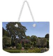 Filoli Sunken Garden Weekender Tote Bag