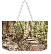 Filtered Forest Weekender Tote Bag